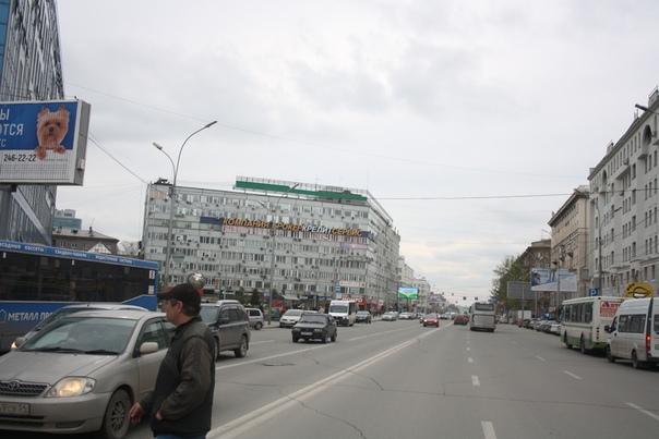 Перспективный вид на улицу Вокзальная магистраль ¯\_(ツ)_/¯