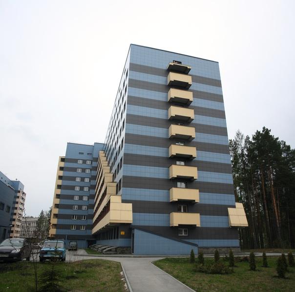 Общежитие академгородка