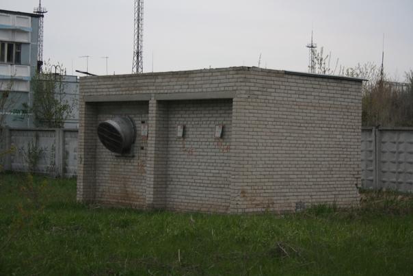 Подземные секретные установки