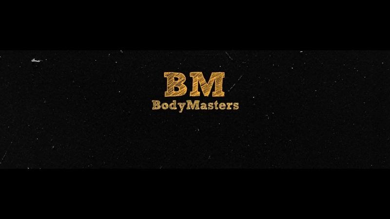 Визитка Body Masters