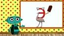 Логопедия. Учим звуки речи вместе с роботом Дашей. Звук Э. Урок 4 0