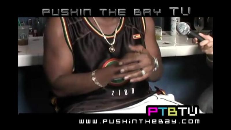 Mopreme Shakur - PTBTV Interview Pt. 4 (HYPHY baby LIL WAYNE bay EAST WEST COAST