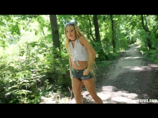Empera – Wild Forest Fucking [Mofos, POV, Public & Outdoors, Teen]