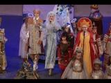 Скорбященский  Храм  г Мичуринска на Рождественском фестивале в драматическом театре . Сказка