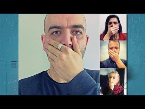 PTV News Speciale 13.04.18 - All'attenzione di quelli che si mettono la mano davanti alla bocca
