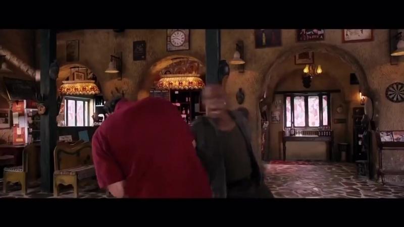 Стивен Сигал vs Майк Тайсон. Сцена боя из к/ф