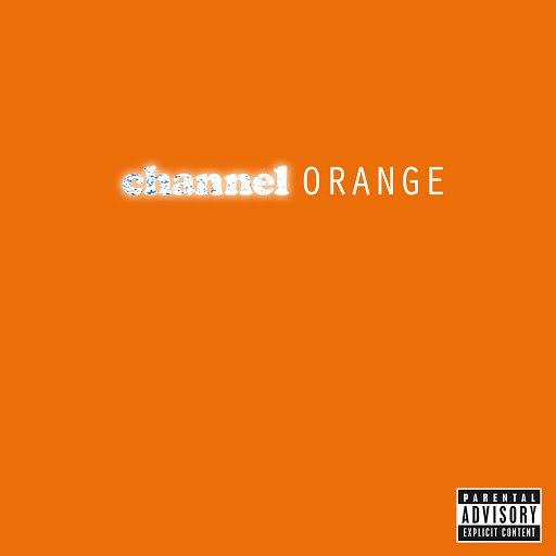 Frank Ocean альбом channel ORANGE (Explicit Version)