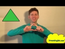 Shapes Song For Kids-Circle, Triangle, Square, Heart - Toddlers, Preschool