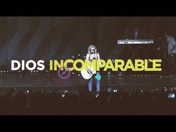 Generación 12 - Dios incomparable (Ft. Marcela Gándara)