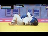 Cadet European Judo Ch - Sarajevo 2018 - final -66 kg NAGUCHEV, Abrek (RUS)-PENA INSAUSTI, Javier (ESP)