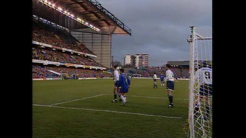 Классика Английской Премьер Лиги 27 02 1994 Chelsea vs Tottenham