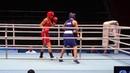Ywch16 AIBA Nurmaganbet Bek (KAZ) vs Ababiy Nikita (USA) , 75 kg
