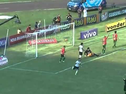 Portuguesa 4 x 0 Corinthians, melhores Momentos Brasileirão 29092013)
