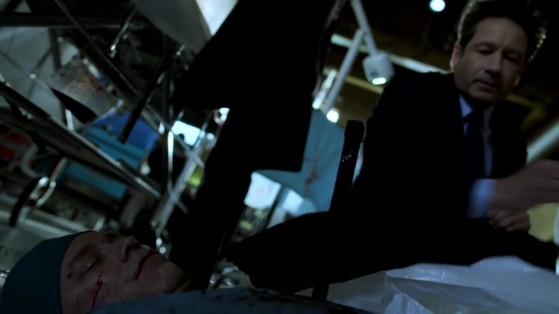 Scully Mulder Check In To A New Case Season 11 Ep 9 THE X FILES