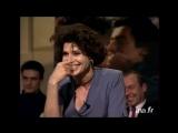 Фанни Ардан Fanny Ardant et Mastroianni - Bouillon de Culture (08.12.1991)