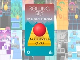 Rolling sky music, level 1-7