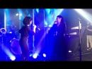 Şebnem Ferah & Özge Fışkın - Sigara, Dorock XL Night Club, Kadıköy - Istanbul, 24.03.17