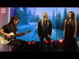 Elize Ryd &amp Marco Hietala- Ave Maria YLE TV HD