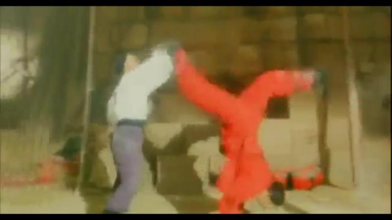 Вонг-Фей-Хун vs Гостра Нога