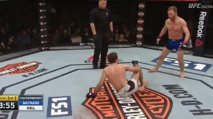 Gray Maynard vs Ryan Hall