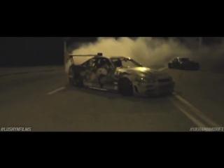 $UICIDEBOY$ - IM DONE. - GTR and SILVIA Drift Showtime (LushynFilmmaking)