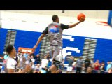 Cassius Stanley Jumps Higher On Layups Than Most Do Dunking! 2017 Pangos AA Highlights