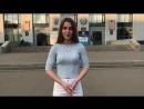 Финалистка проекта ТОП 100 лучших выпускников Полина Поветкина с любовью к политеху