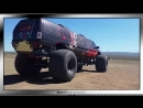 """Ford Excursion Monster Truck """"Sin City Hustler"""" by Big Toyz Racing"""