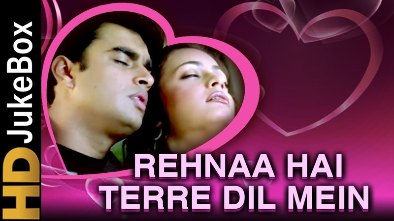 Rehnaa Hai Terre Dil Mein 2001 Full Video Songs Jukebox R Madhavan Saif Ali Khan Dia Mirza