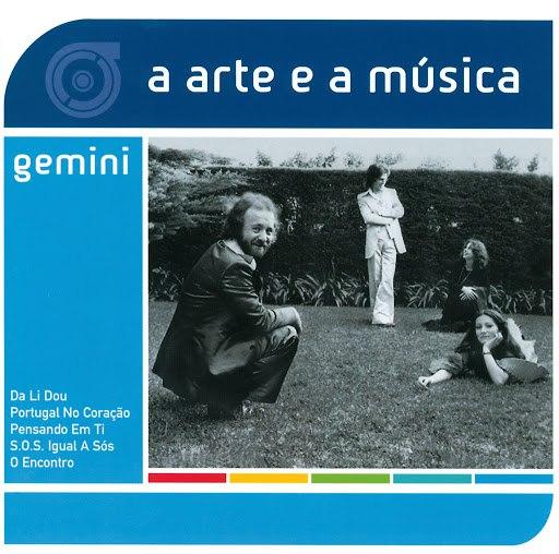 Gemini альбом A Arte E A Música Dos Gemini