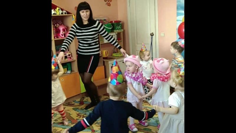 День рождения Вики и Леры