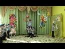 Мальчики танцуют для девочек,утренник 6 марта.