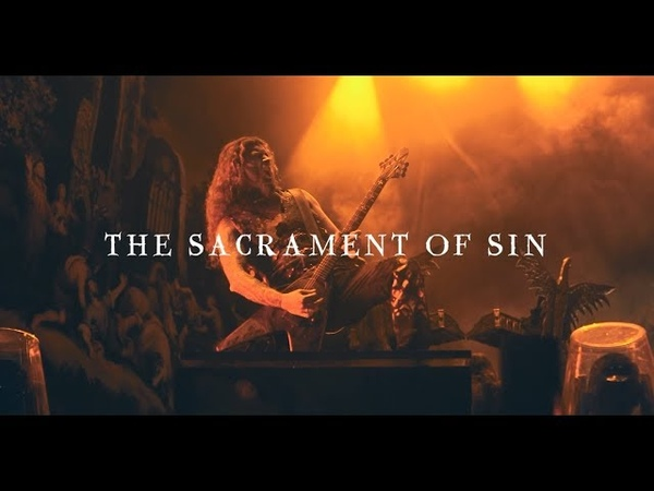 POWERWOLF - The Sacrament Of Sin is OUT NOW!   Napalm Records