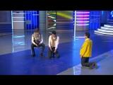 Кастинг на шоу Танцы - КВН Лучшие друзья