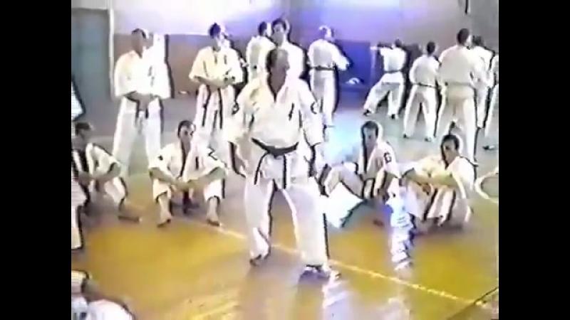 Семинар по кекусинкай каратэ - Стива Арнэйла 2 - Seminar Kyokushin Karate - http