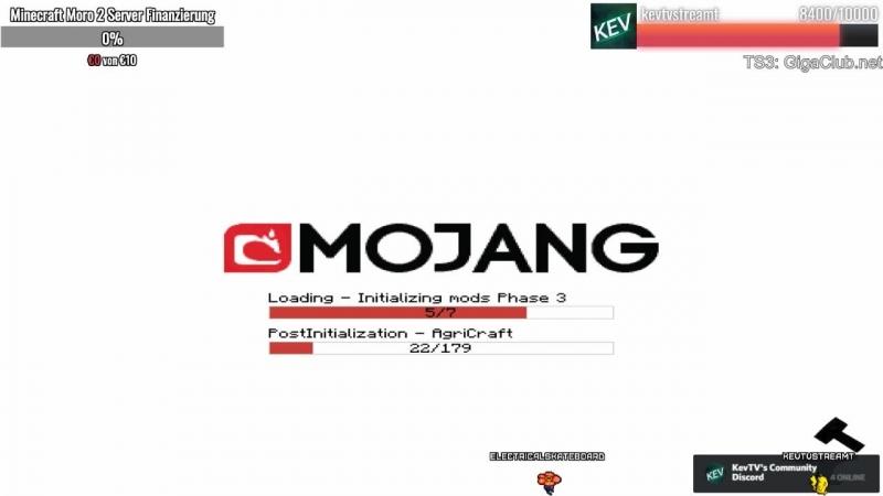 Minecraft Moro 2 Modpack Stream (IHR KÖNNT MITSPIELEN) | (DeutschHD) | KevTV