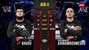 ACB JJ 14 Али Багов vs Гаджимурад Хирамагомедов / Ali Bagov vs Gadzhimurad Hiramagomedov acb jj 14 fkb ,fujd vs uflbvehfl