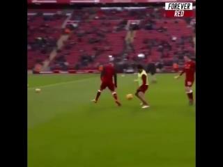 Ladies and gentlemen Mohamed Salah