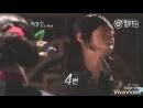 Воин Пэк Тон Су Со сьёмок дорамы