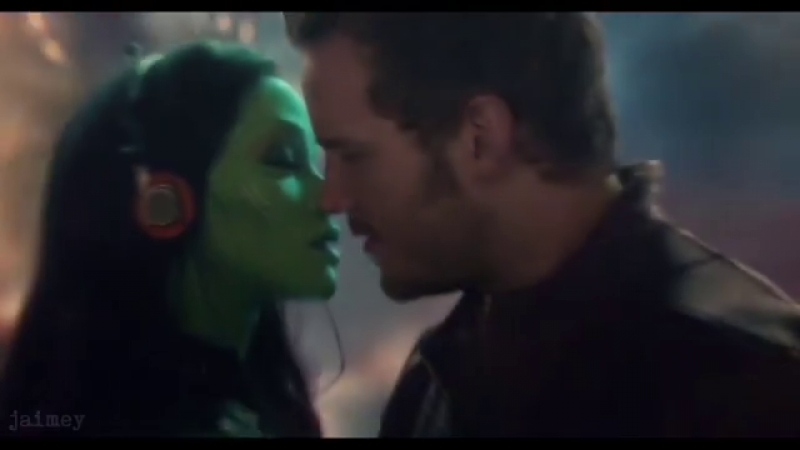 Starlord and gamora / stamora vine edit ˜ weight in gold