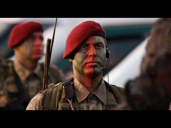 Eğitimde Ter Dökmeyen Savaşta Kan Döker Özel Kuvvetler Bordo Bereliler 2018