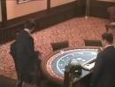 Легендарное видео из казино Ёбаный рот этого казино, блядь! Ты кто такой, сука! чтоб это сделать ;