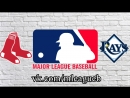 Boston Red Sox vs Tampa Bay Rays | 22.05.2018 | AL | MLB 2018 (1/3)