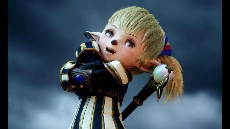 Dissidia Final Fantasy NT All Shantotto Full Cutscenes