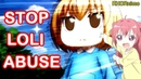 ANIME MOE CHALLENGE 2 (Try Not To Smile) - STOP. LOLI. ABUSE! | アニメかわいい瞬間