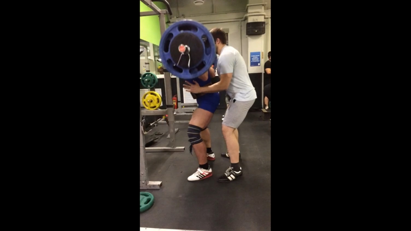 Zalov Pavel Squat 230kg@92kg