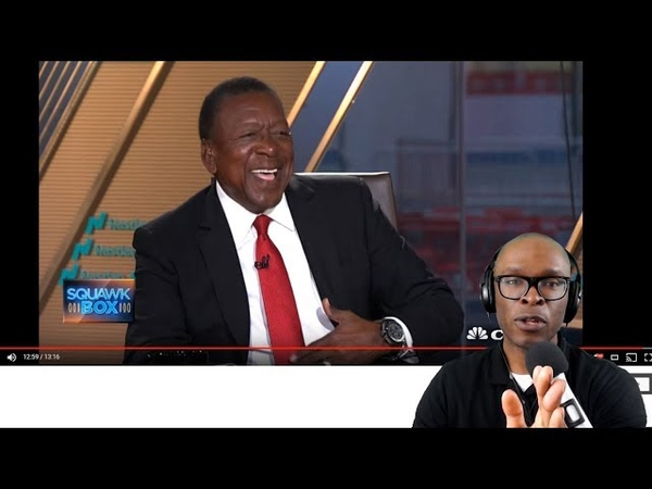BET Founder Bob Johnson Wrecks CNBC Anchor In Great Pro-Trump Interview (REACTION)
