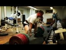 deadlift 370 kg for 5 times !!! own weight is 103 kg !!!
