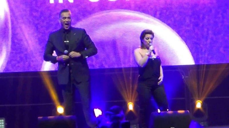 ESCKAZ in Amsterdam: Maxine Franklin Brown - Eurovision Medley