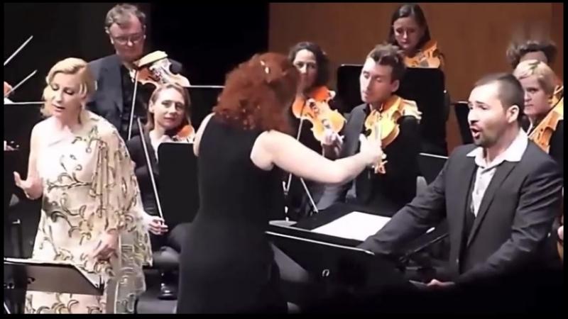 Natalie Dessay, Christophe Dumaux - Ode for the Birthday of Queen Anne (Händel) stabilized